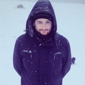 fotoprofilo con neve