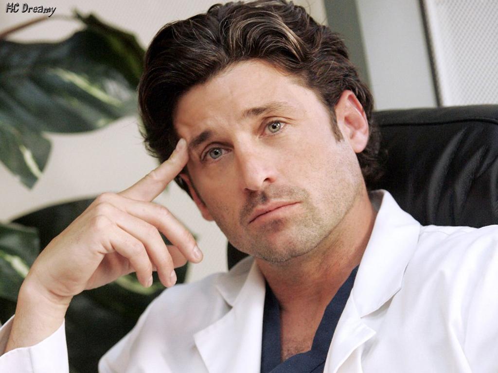 Greys Anatomy Derek