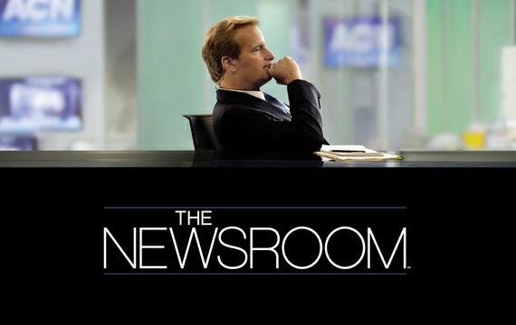 Risultati immagini per the newsroom serie tv