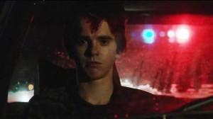 Bates Motel - Norman ferito