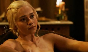 Game of Thrones - Khaleesi vasca per cop