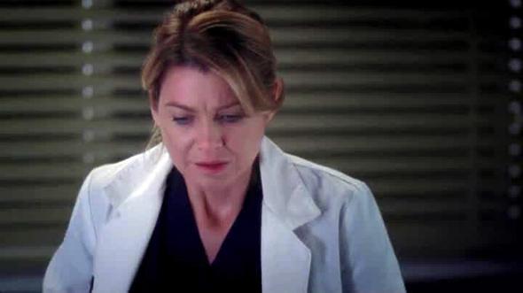 Grey's Anatomy - acque rotte