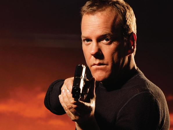 Jack Bauer 24 live another day