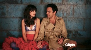 New-Girl-S02E15-Cooler-Jake-Johnson-Zooey-Deschanel-Nick-and-Jess-Kiss-TAR-4