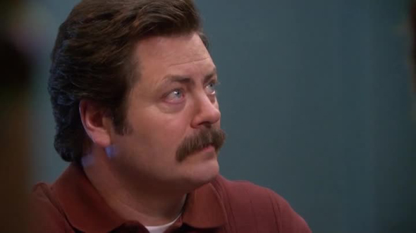 Parks & Recreation - Ron Swanson padre