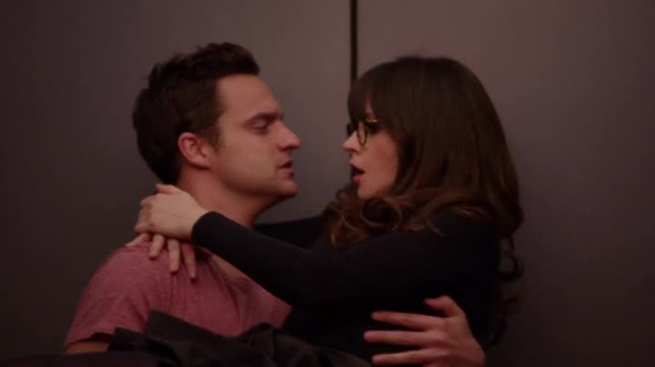 New Girl - Jess & Nick sex