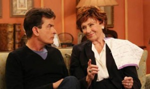 Anger Management - Marion Ross cop