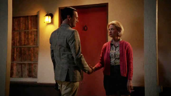 Mad Men - Don e Betty
