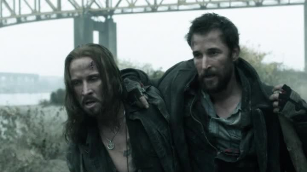 Falling Skies - Tom e Pope