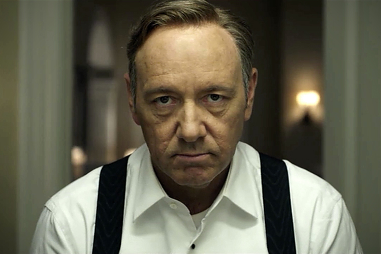 House of Cards - Spacey
