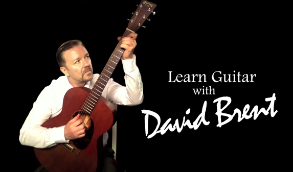 learn-guitar-david-brent-ricky-gervais-office