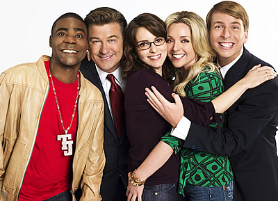 30 rock cancellata