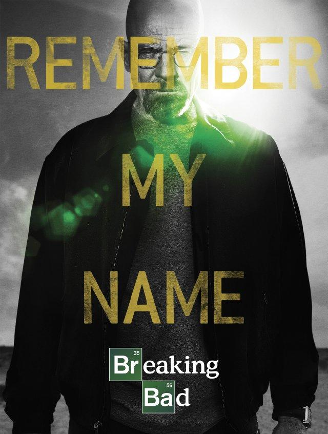 Breaking Bad 5 - remember my name