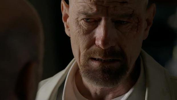 Breaking Bad - Walt minaccia