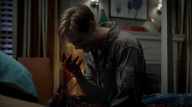 True Blood - Eric piangina