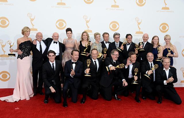 65th Annual Primetime Emmy Awards - Press Room