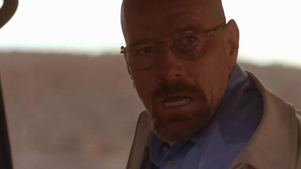 Breaking Bad - Walt preoccupato