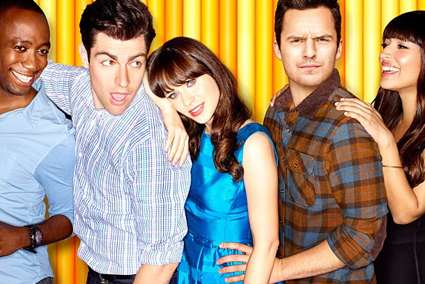 New Girl 3 cast