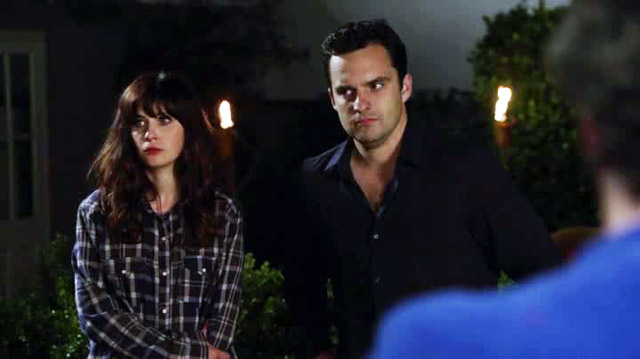 New Girl - Jacuzzi Dawson