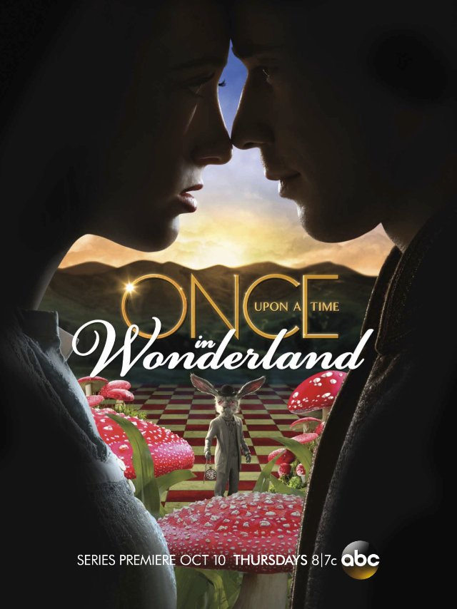 Once Upon a Time in Wonderland - Locandina