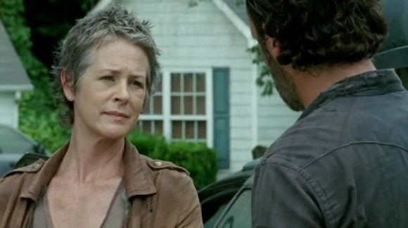 The Walking Dead - Carol se ne va
