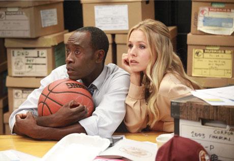 House of Lies - Don Cheadle e Kristen Bell
