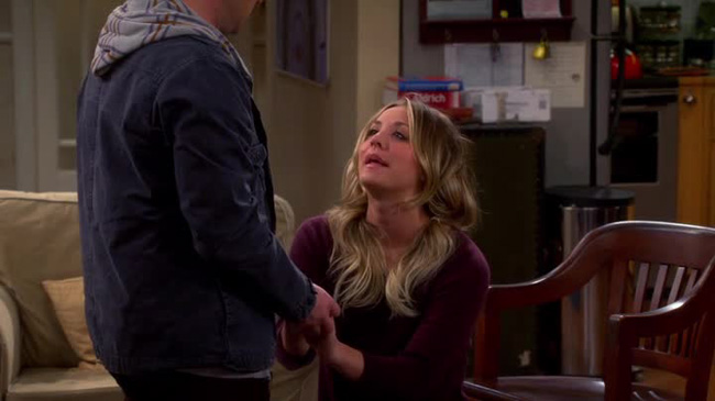 The Big Bang Theory - Penny proposta