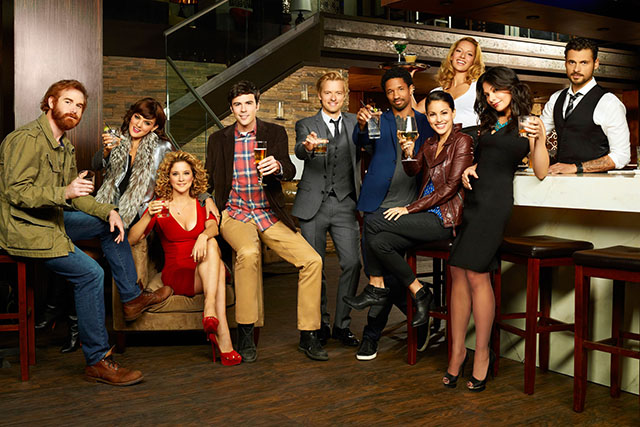 ANDREW SANTINO, FRANKIE SHAW, ALEXIS CARRA, BLAKE LEE, ADAM CAMPBELL, CRAIG FRANK, KATE SIMSES, VANESSA LENGIES, GINGER GONZAGA, ADAN CANTO