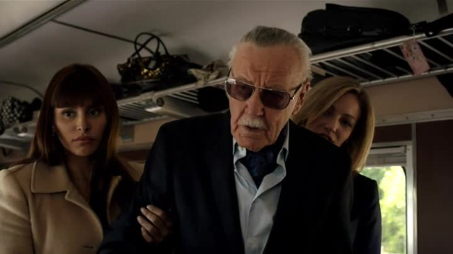 Agents of SHIELD - Stan Lee
