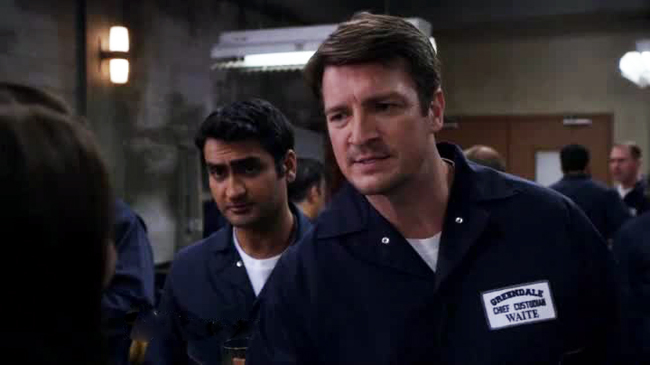 Community - Nathan Fillion