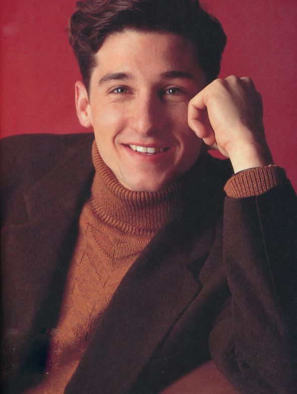 Patrick Dempsey giovane