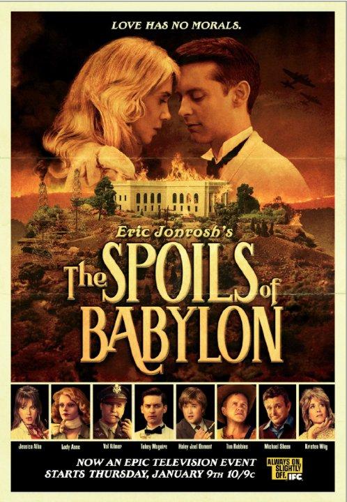 The Spoils of Babylon (3)