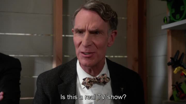 The Neighbors - Bill Nye
