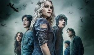 the 100 serie tv pilot poster foto cast