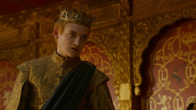 Game of Thrones - Joffrey morto