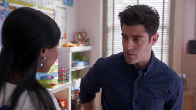 Mindy Project - Schmidt