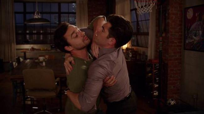 Nick e Schmidt