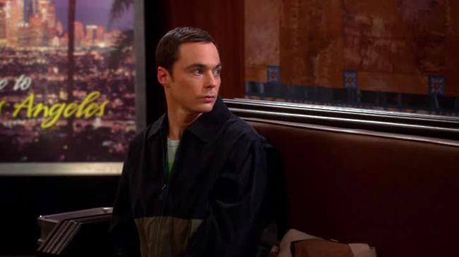 The Big Bang Theory - Sheldon se ne va