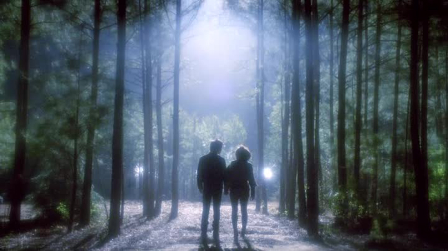 The Vampire Diaries - Damon dead
