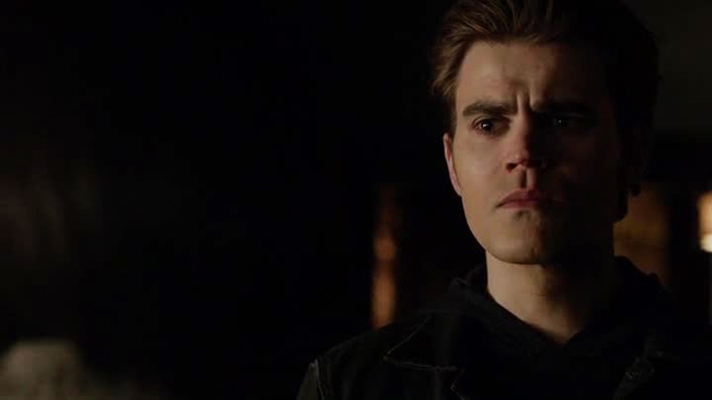 The Vampire Diaries - Stefan dead
