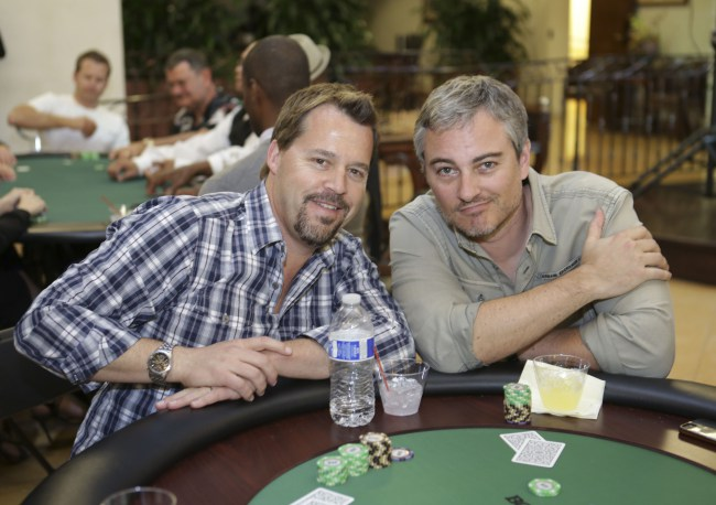 Boys & Girls Club Of Santa Monica Celebrity Poker Tournament