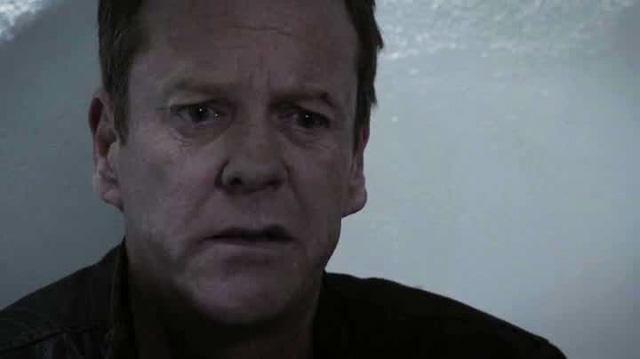 24 - Jack Bauer triste