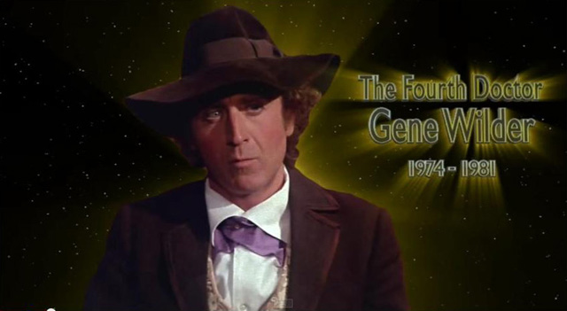 Doctor Who Gene Wilder