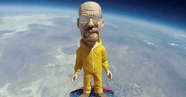 Walter White nello spazio