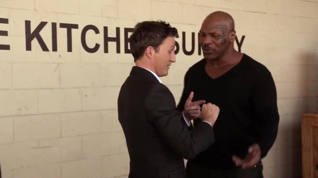 Franklin & Bash - Mike Tyson