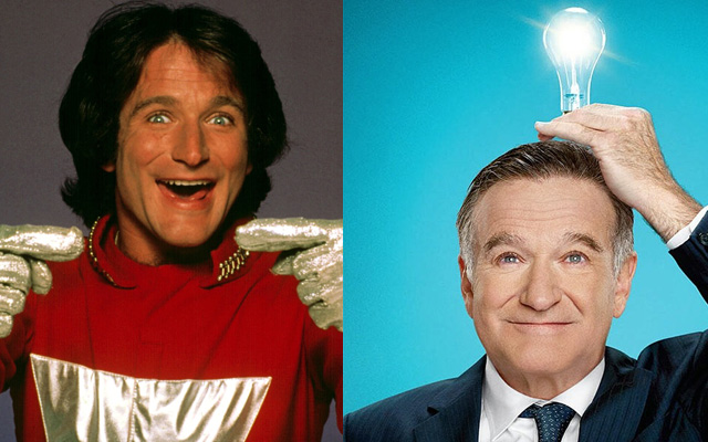Robin Williams cop