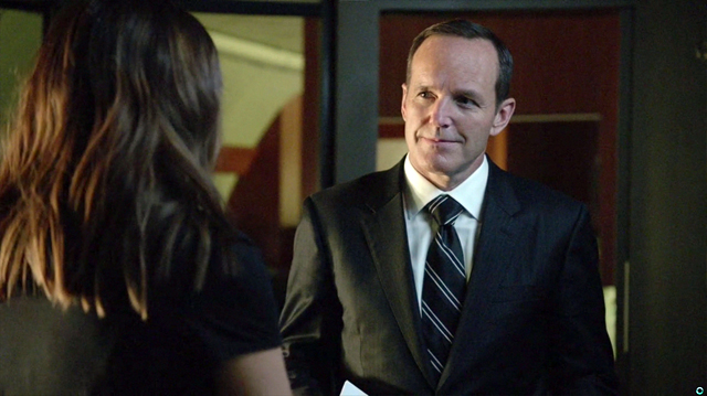 Agents of SHIELD (2)