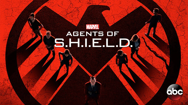 Agents of SHIELD cop