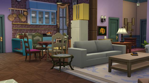 Friends Sims (10)