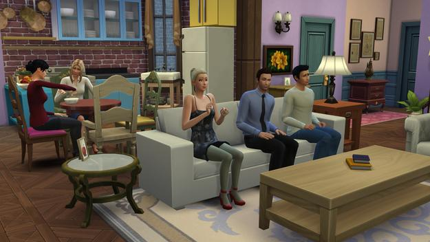 Friends Sims (11)